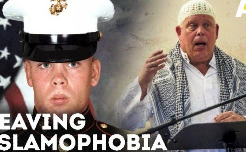 McKinney Eks Tentara AS: Saya Benci Islam, Tapi Kini Muslim