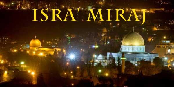Hikmah dari Isra Miraj