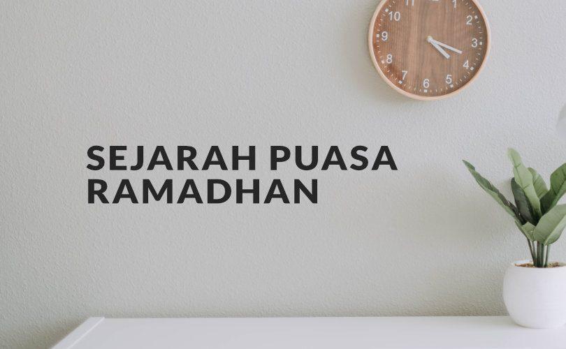 Tahap-Tahap Diwajibkannya Puasa Ramadhan