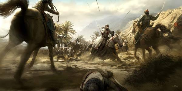 Perang Sesama Muslim Bukanlah Jihad