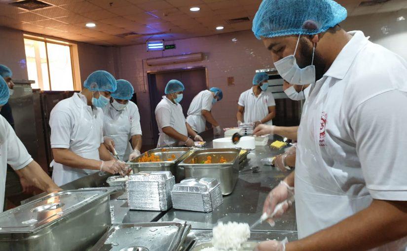 Siklus Menu Makan Jemaah Haji Indonesia Gunakan Rumus 2-3-4-5