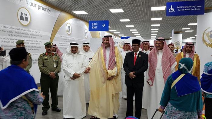 Pemerintah Arab Saudi Apresiasi Penyelenggaraan Ibadah Haji Indonesia