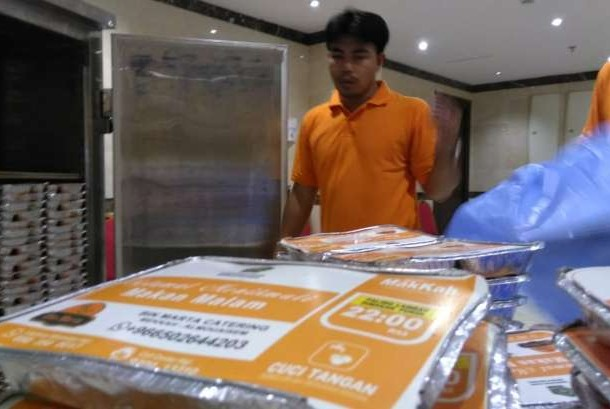 Batas Makanan untuk Jamaah Haji Dua Jam Setelah Diberikan