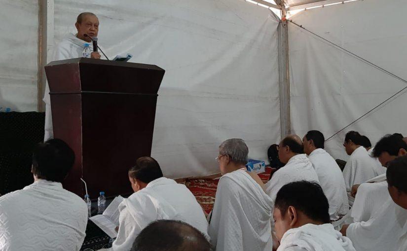 Hikmah Wukuf : Haji Mabrur Wujudkan Kepedulian Sosial, dan Tebarkan Kedamaian