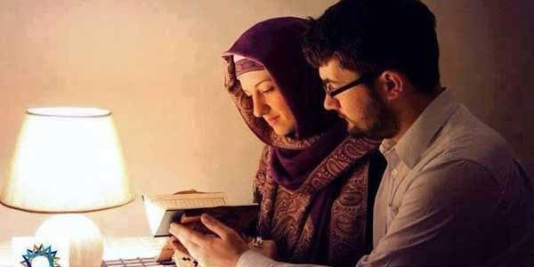 Sabda Rasulullah Bagi Para Suami dan Istri