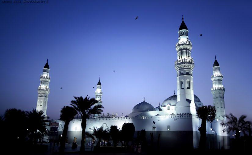Keutamaan Memakmurkan Masjid