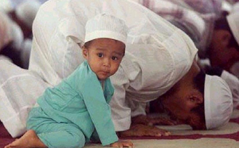 Bolehkan Membawa Anak Kecil Ke Masjid?