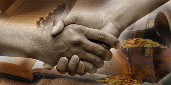 Lewat Empat Cara Ini Allah Memberi Kita Rezeki
