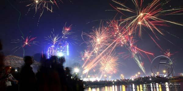 Tahun Baru, Pesta Warisan Orang-orang Romawi