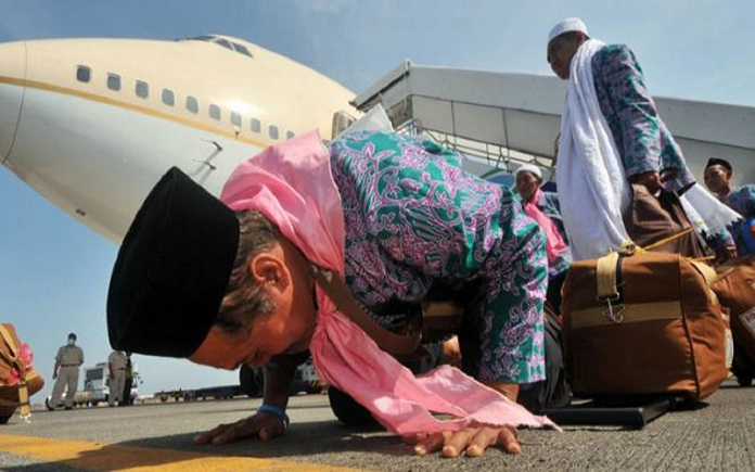 Hukum Gelar Haji