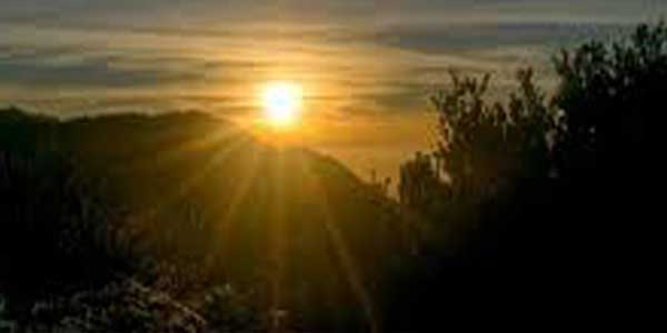 Sapaan Pagi untuk Kebersahajaan Hidup