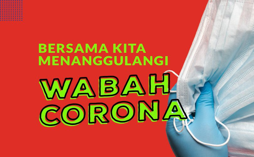 Bersama Menanggulangi Wabah Corona