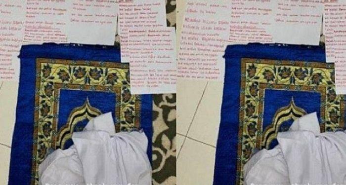 26 Tahun Tak Pernah Shalat, Gadis Ini jadi Belajar Shalat selama Dikarantina karena Corona