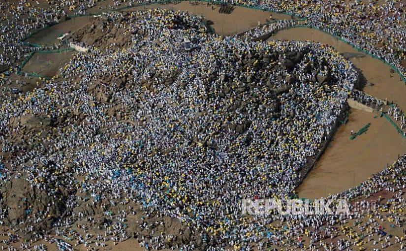 Jamaah Haji Tahun Ini Hanya Pemukim di Arab Saudi