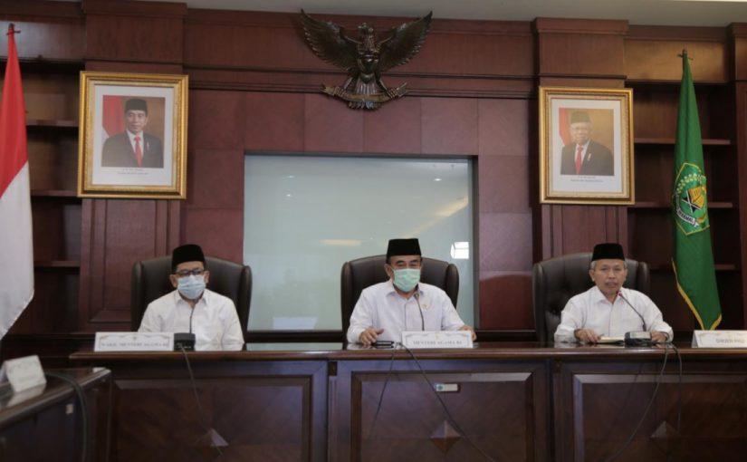 Utamakan Keselamatan, Keberangkatan Jemaah Haji 1441H Dibatalkan