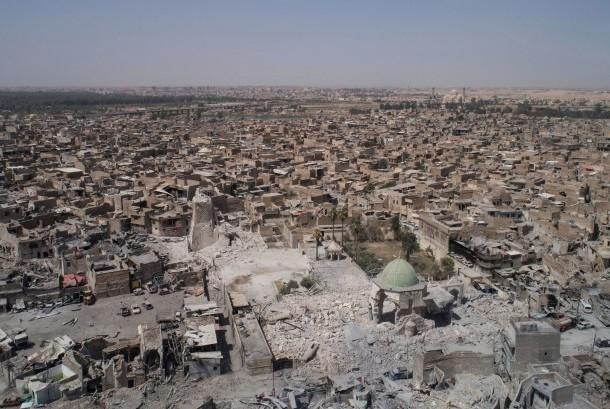 ISIS Hancurkan Situs Islam, Amerika Serikat Lindungi?