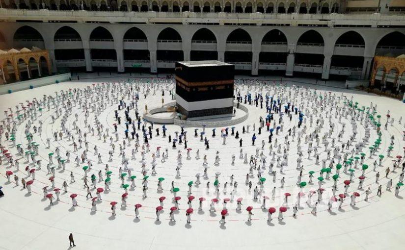 Delapan Makna Talbiyah 'Labbaik Allahumma Labbaik'
