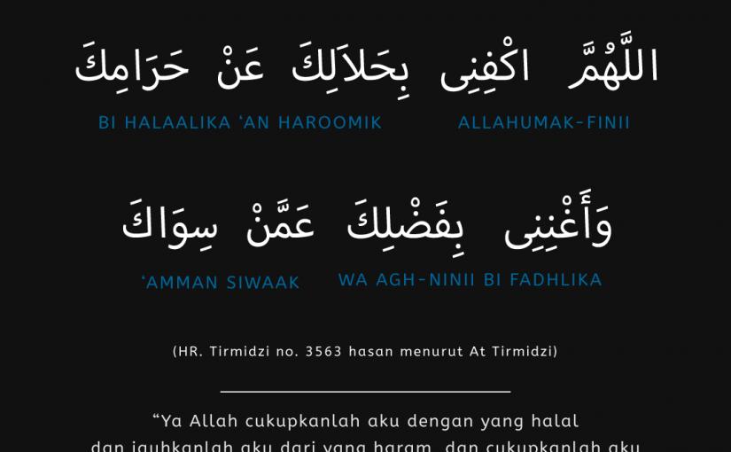 Doa Mudah Melunasi Utang