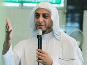 Syekh Ali Jaber, Usia 11 Tahun Sudah Hafal al-Qu`an