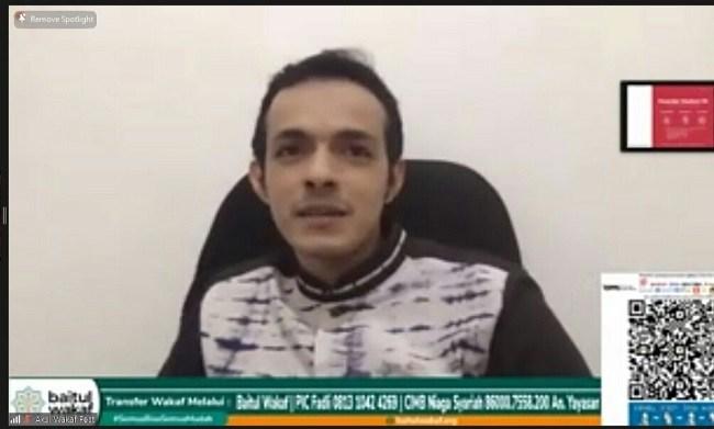 Gamal Albinsaid: Bayangkan, Sudah 1400 Tahun Wakaf Utsman bin Affan Terus Berkembang