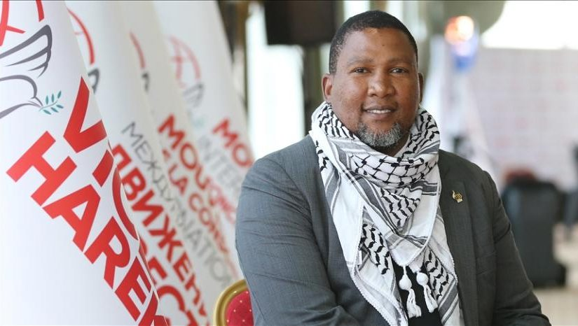 Cerita Cucu Nelson Mandela Mualaf dan Ditolak Sukunya