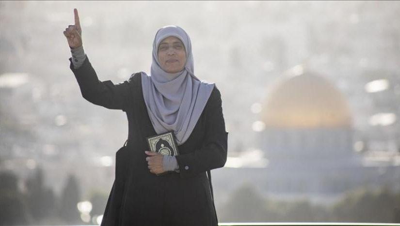 Saya akan Lindungi Masjid al-Aqsha Sampai Mati!