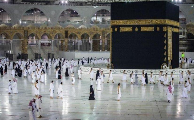 Arab Saudi Umumkan Jamaah yang Ikut Haji Tahun Ini